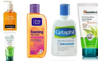 Top 5 Best Face Washes For Oily Skin in India